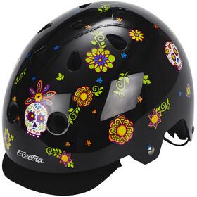 Electra Bike casco per bici nero/colorato